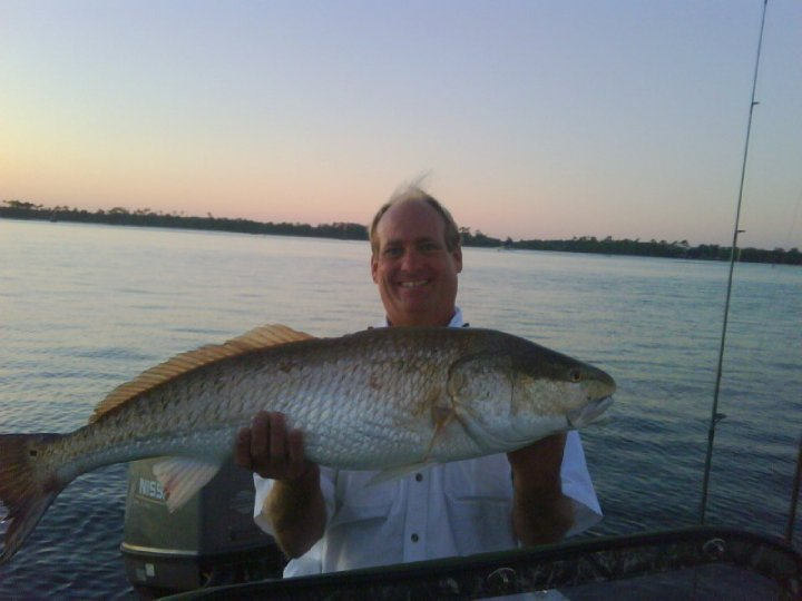 Hot Spots Report for Pensacola Fishing Charters August 2014
