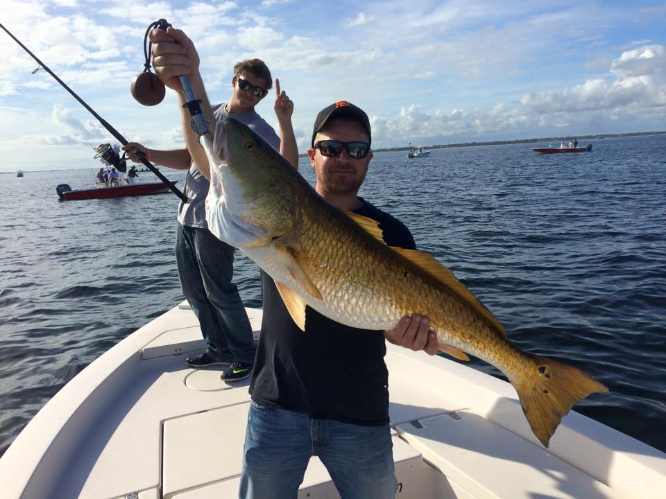 Hot Spots Report for Pensacola Fishing Charters December 2015