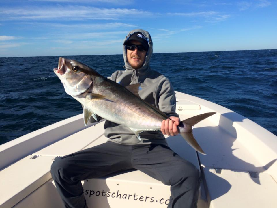 Hot Spots Report for Pensacola Fishing Charters March 2016